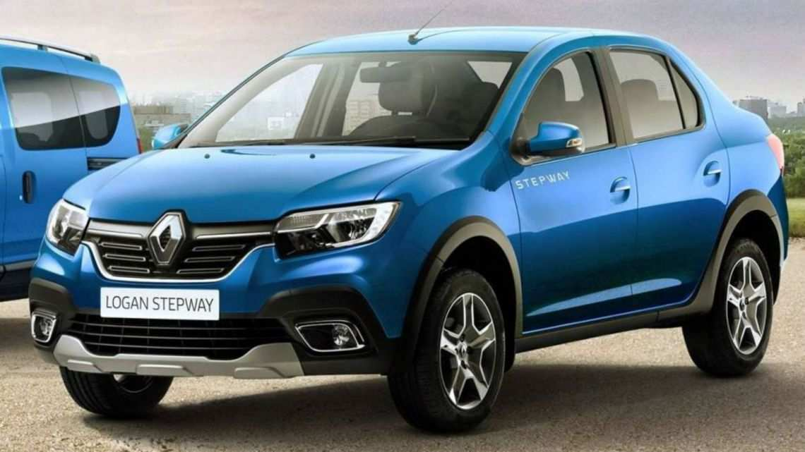 85 All New Renault Logan 2019 Review And Release Date