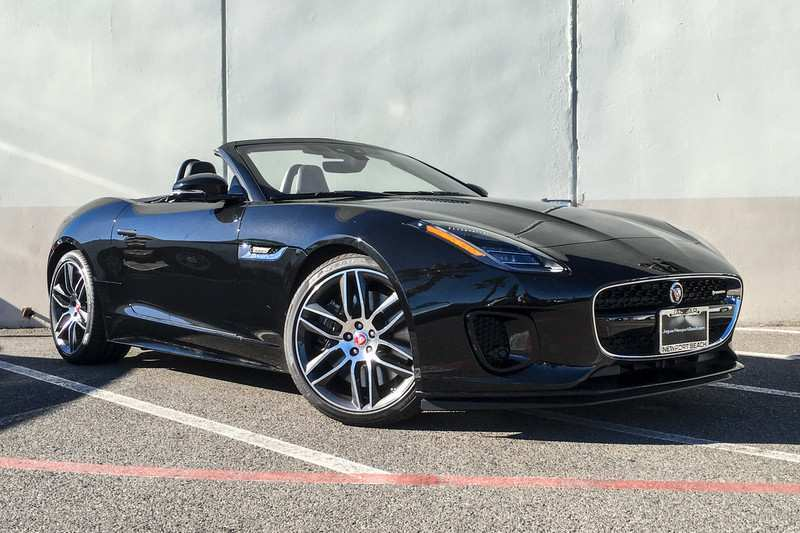 85 Best 2019 Jaguar F Type Convertible New Model And Performance
