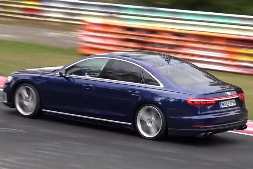 85 Best 2020 Audi S8 Plus Picture