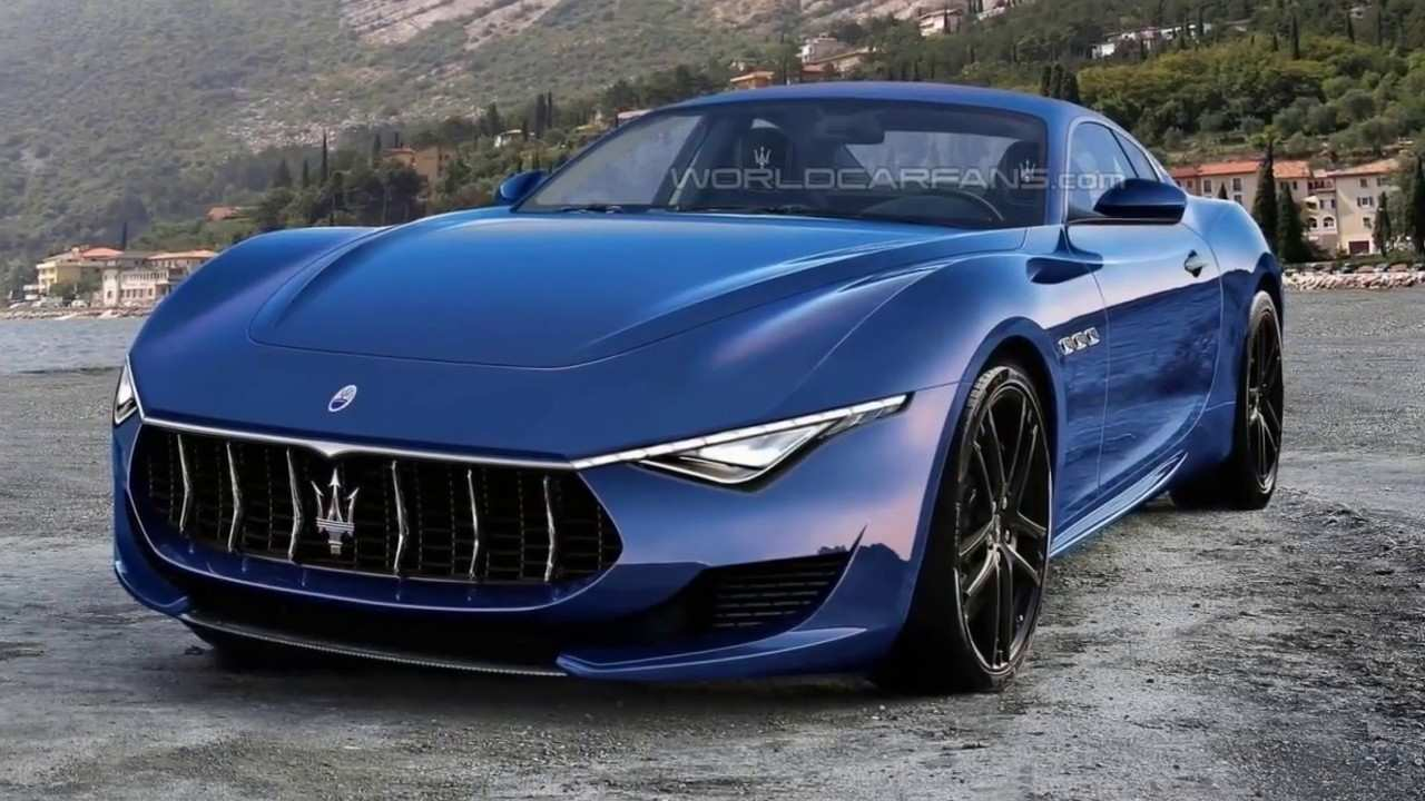 85 New 2019 Maserati Gt Price And Review