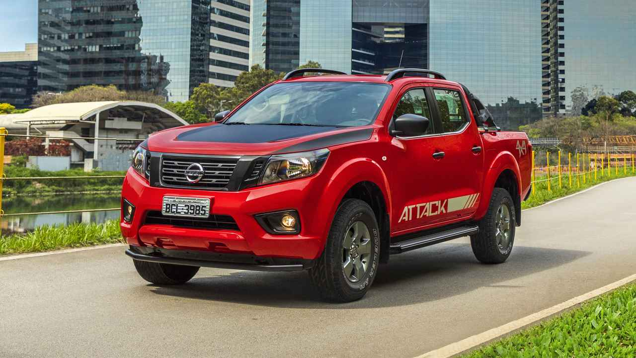 85 New 2019 Nissan Frontier Attack Model