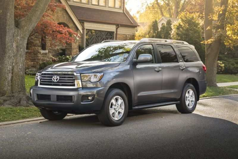 85 New 2020 Toyota Sequoia Spy Photos Concept