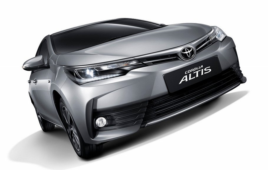 85 New Toyota Altis 2020 Thailand Ratings