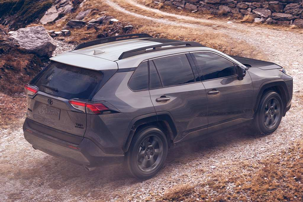 85 New Toyota Rav4 2020 Concept And Review