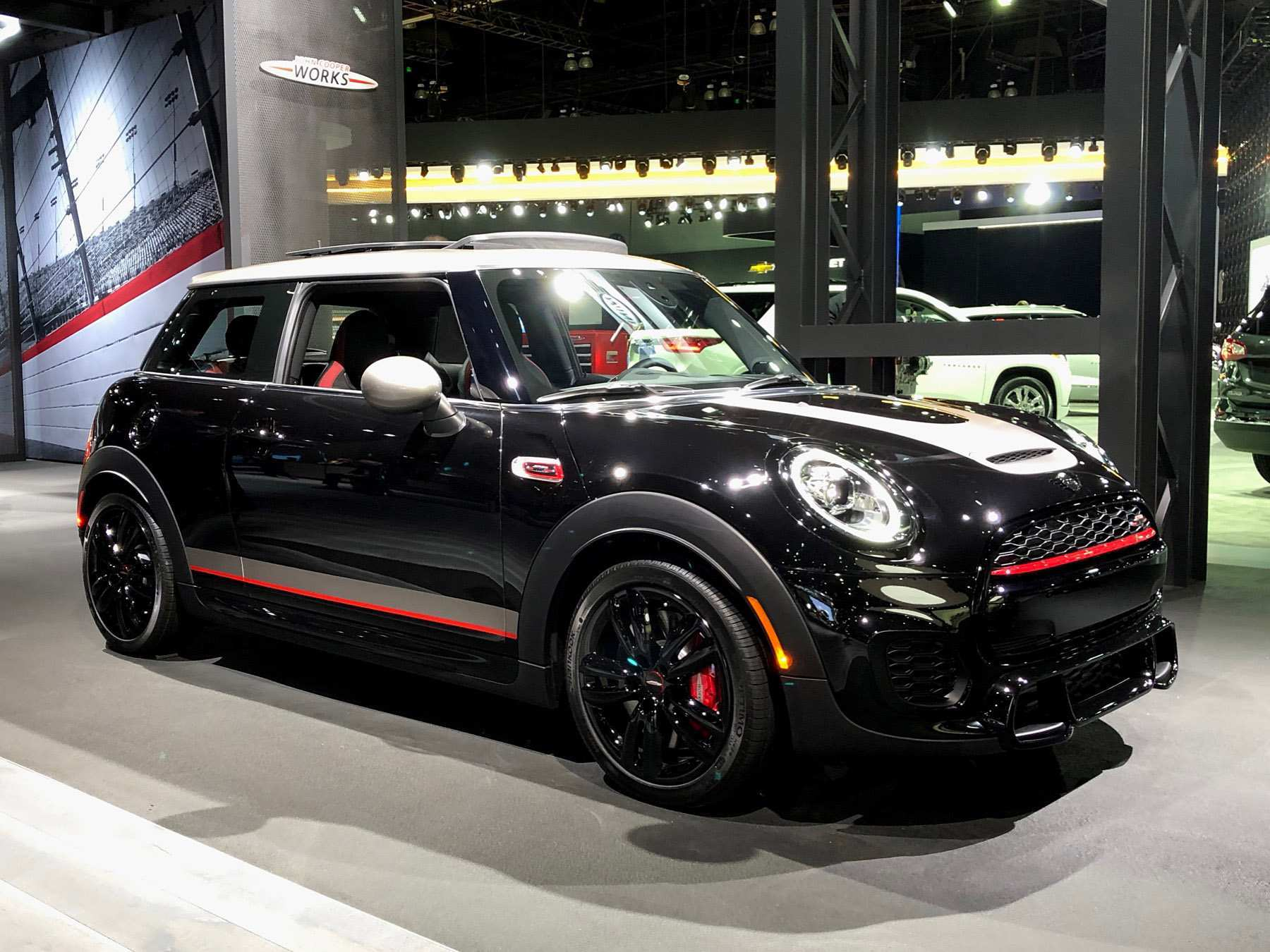 85 The 2019 Mini Jcw Specs First Drive