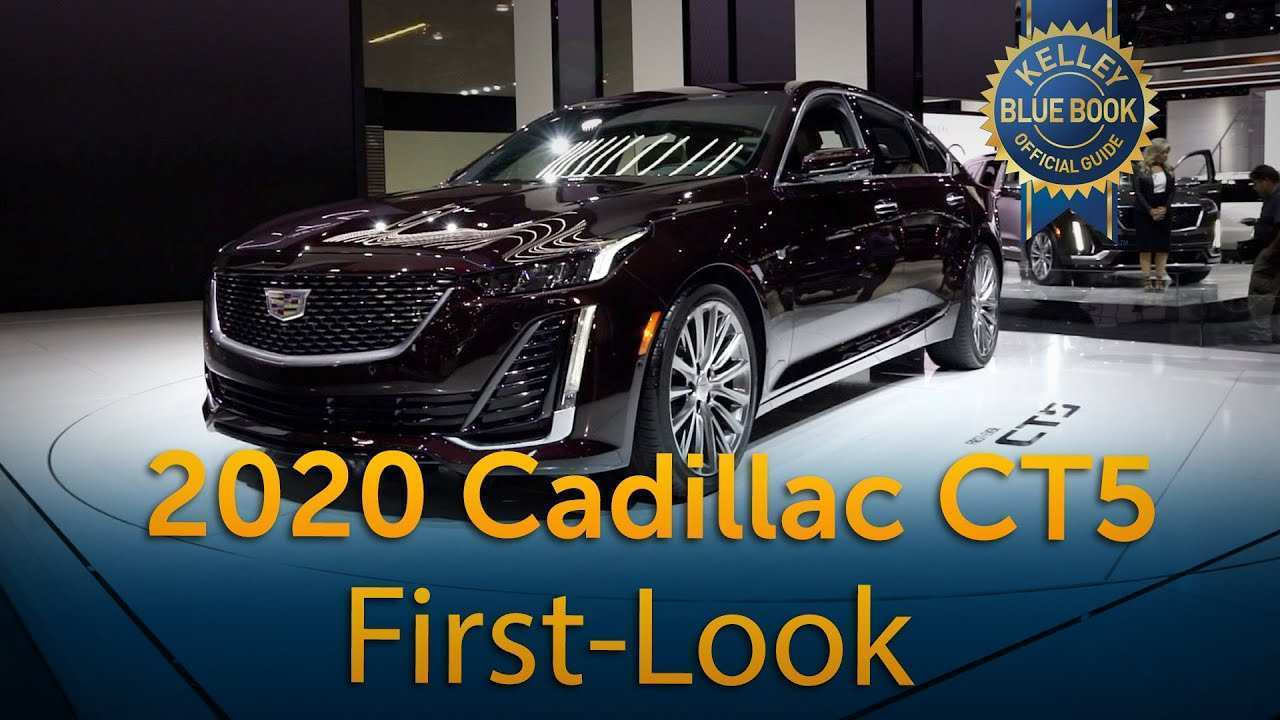 85 The 2020 Cadillac Ct5 Interior Redesign And Review