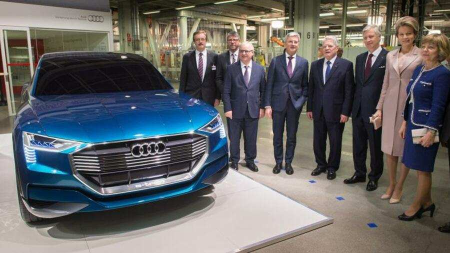 85 The Audi Fuel Cell 2020 Pictures