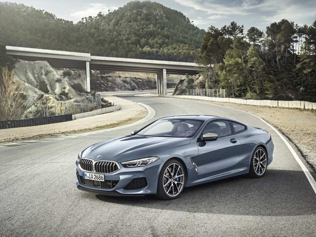 85 The Best 2019 Bmw 8 Series Review Wallpaper