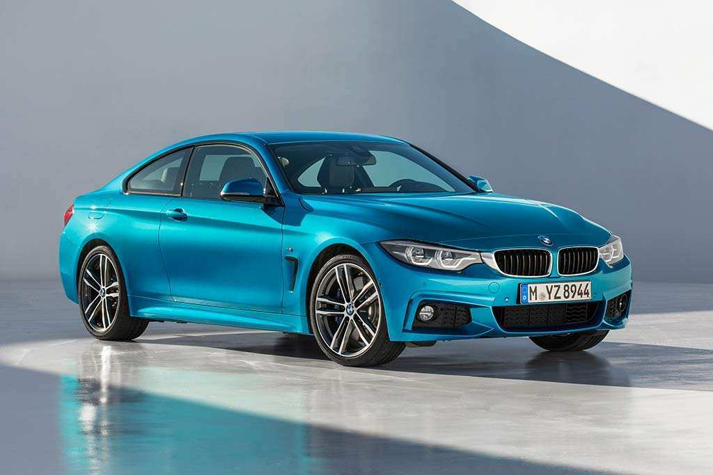 85 The Best 2019 Bmw Coupe Price