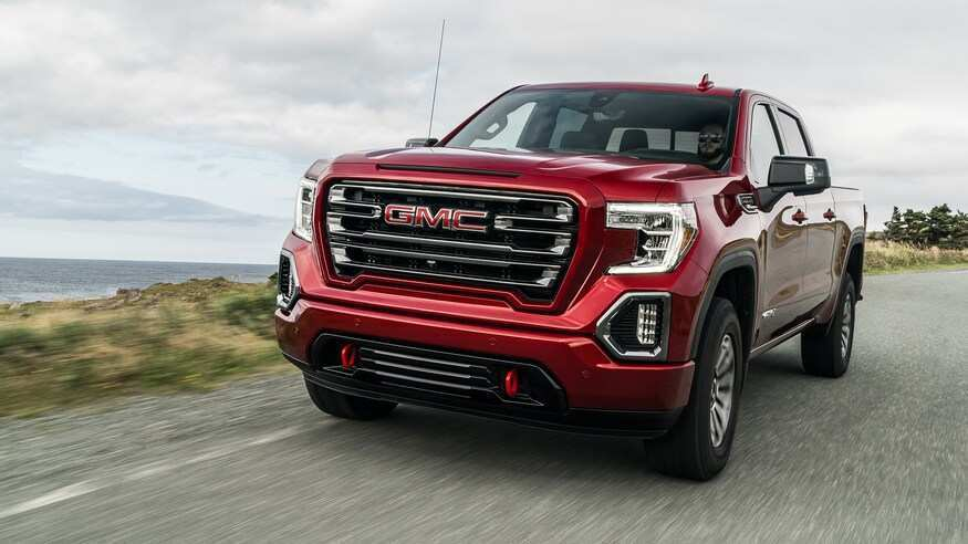 85 The Best 2019 Gmc Pickup Release Date Price