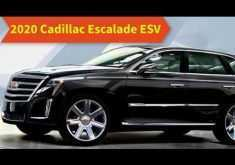 2020 Cadillac Escalade Youtube