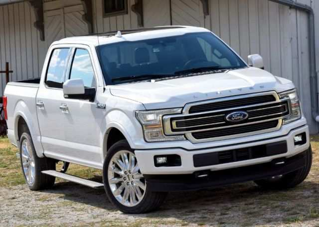 85 The Best 2020 Ford F 150 Hybrid Interior