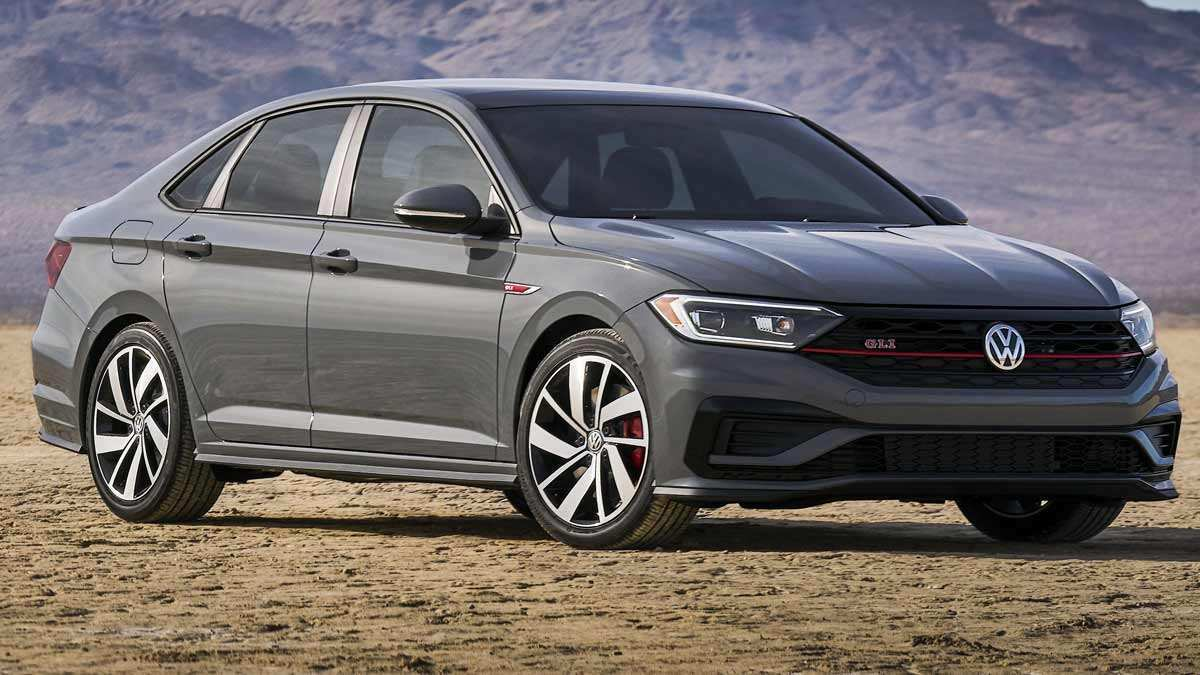 85 The Best 2020 Volkswagen Gli New Model And Performance