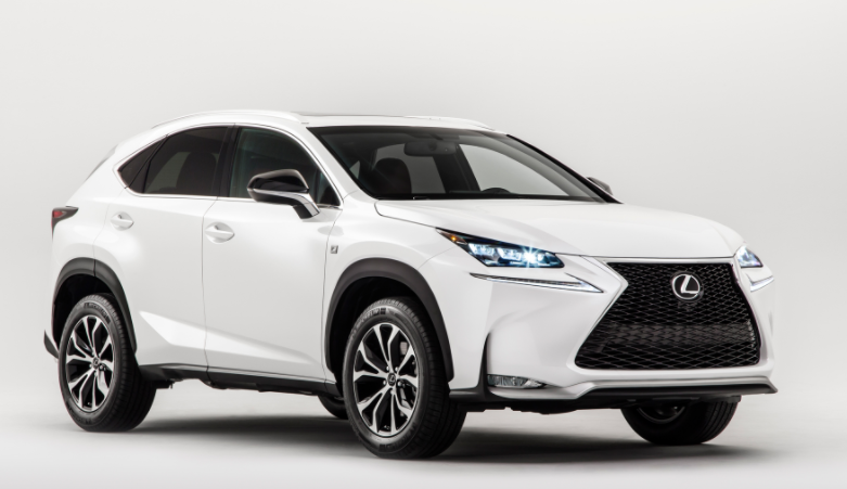 85 The Best Nowy Lexus Nx 2019 Concept And Review
