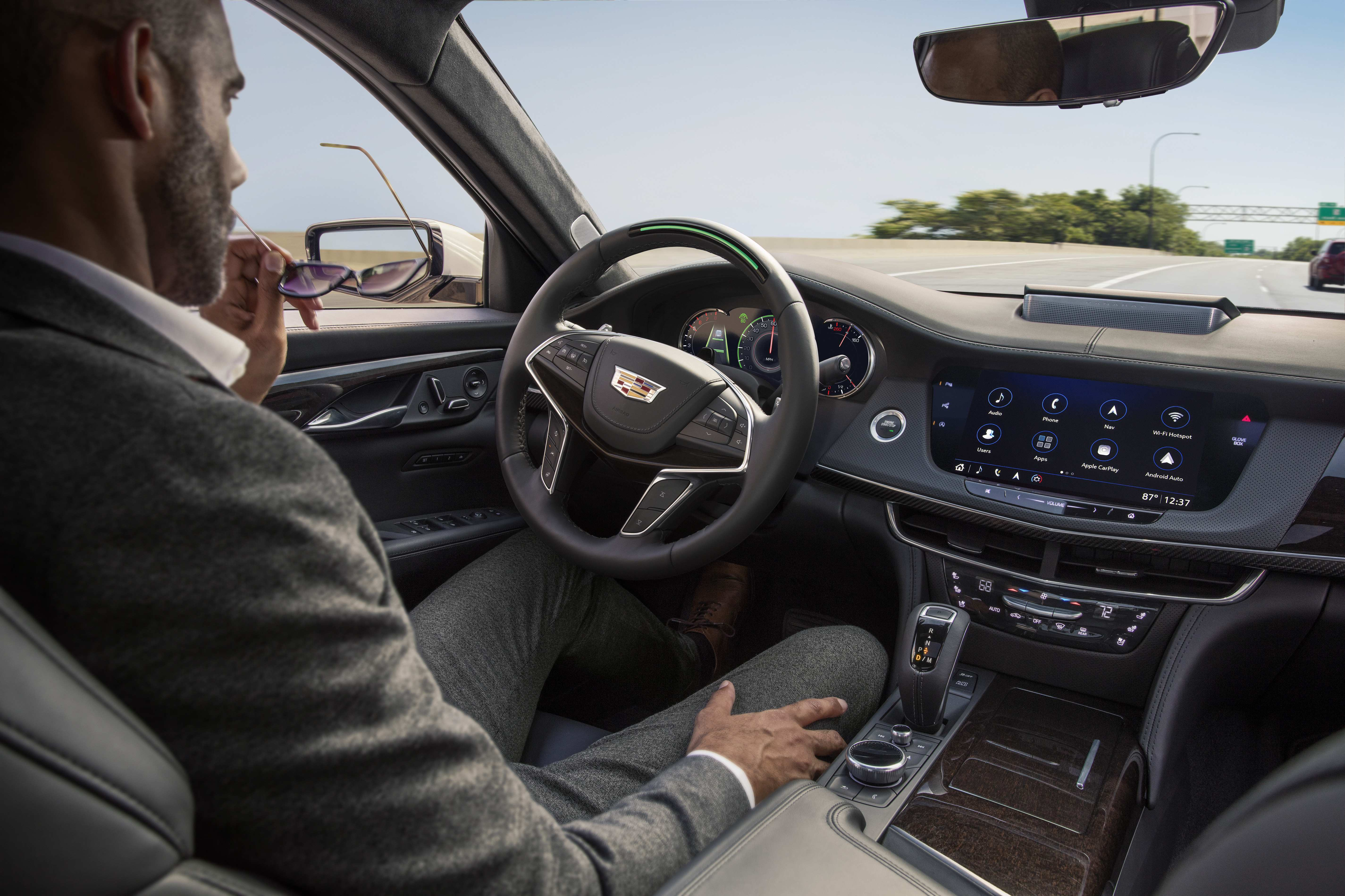 85 The Cadillac Super Cruise 2020 Spy Shoot