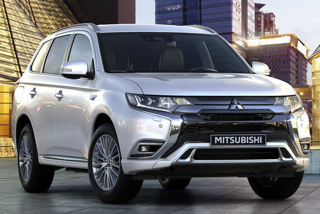 86 A 2019 Mitsubishi Outlander Phev Review Concept And Review