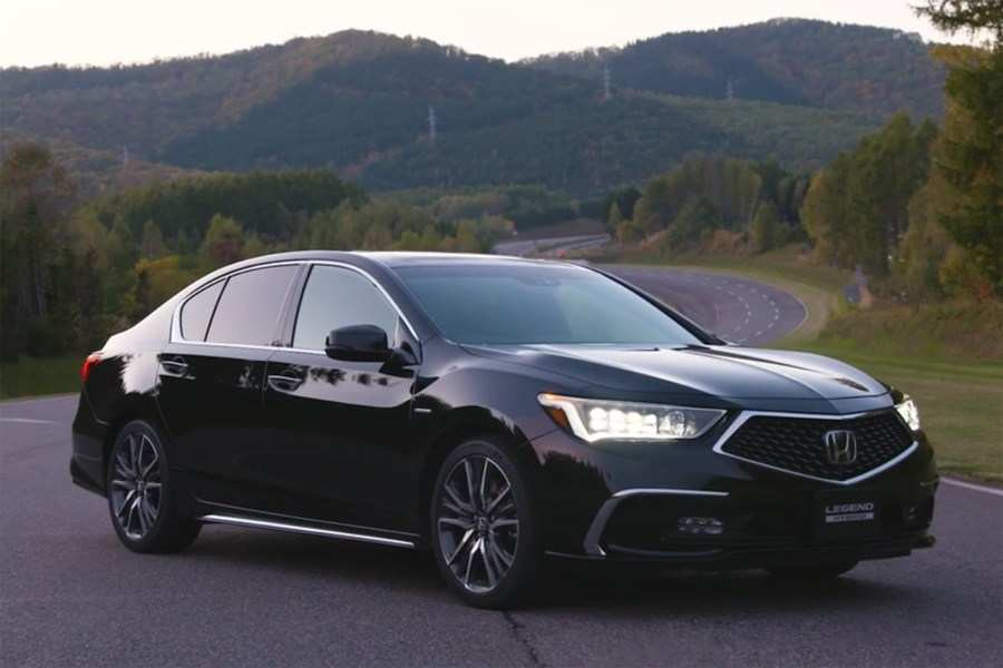 86 A 2020 Honda Legend Redesign