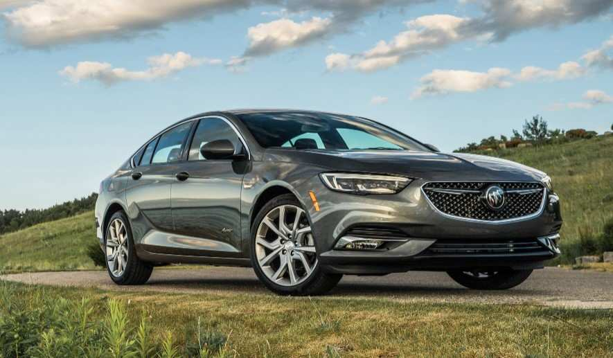 86 A Buick Regal 2020 New Model And Performance