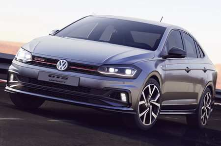 86 A Volkswagen Polo 2020 Mexico Overview