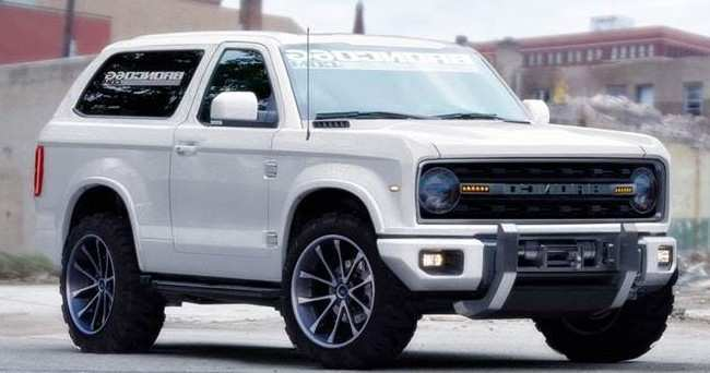 86 All New 2019 Dodge Bronco New Concept