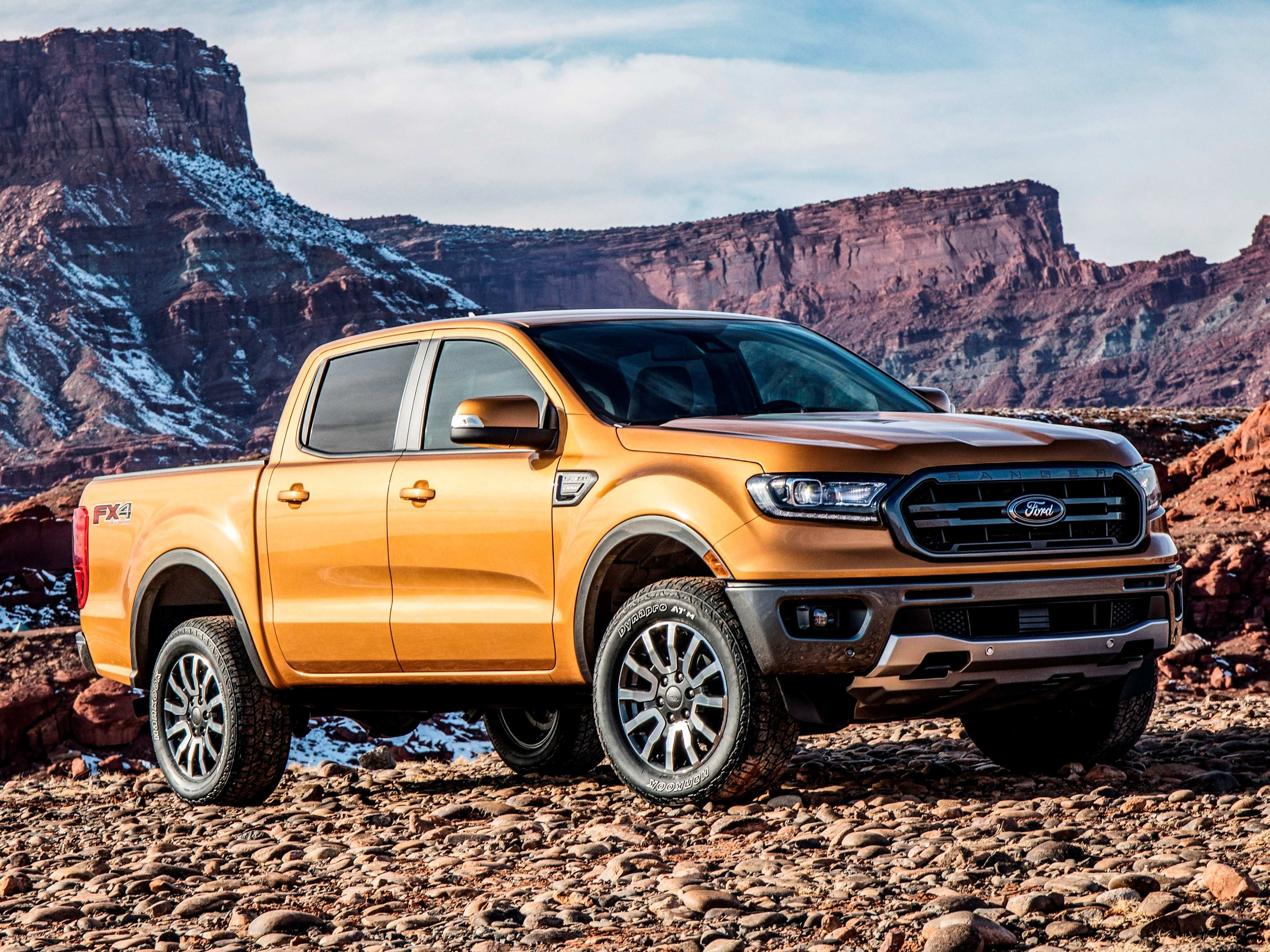 86 All New 2019 Ford Ranger 2 Door Picture