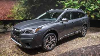 86 All New 2019 Subaru Outback Next Generation Engine