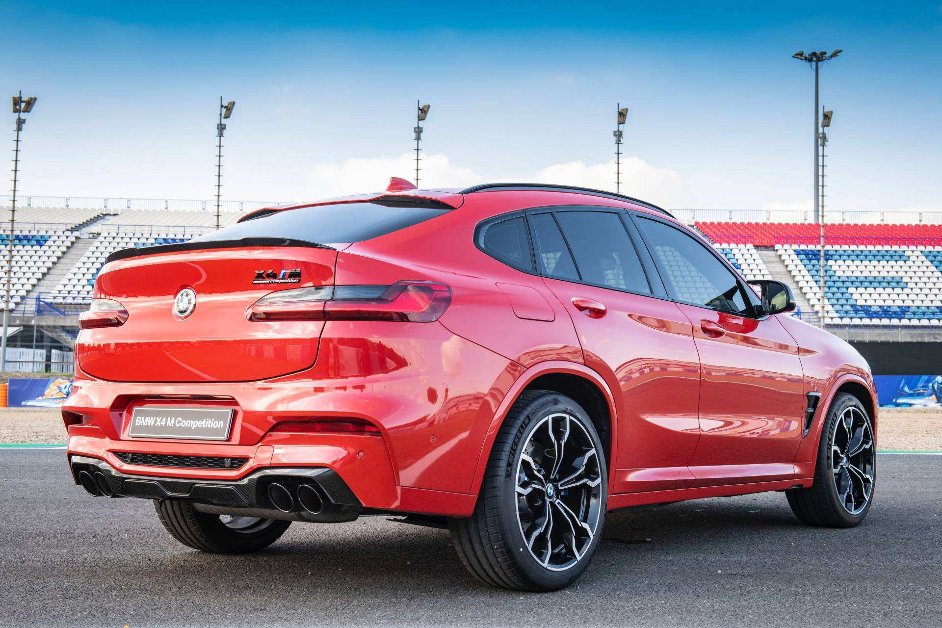 86 All New 2020 Bmw X4M New Model And Performance