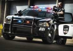 2020 Dodge Charger Police