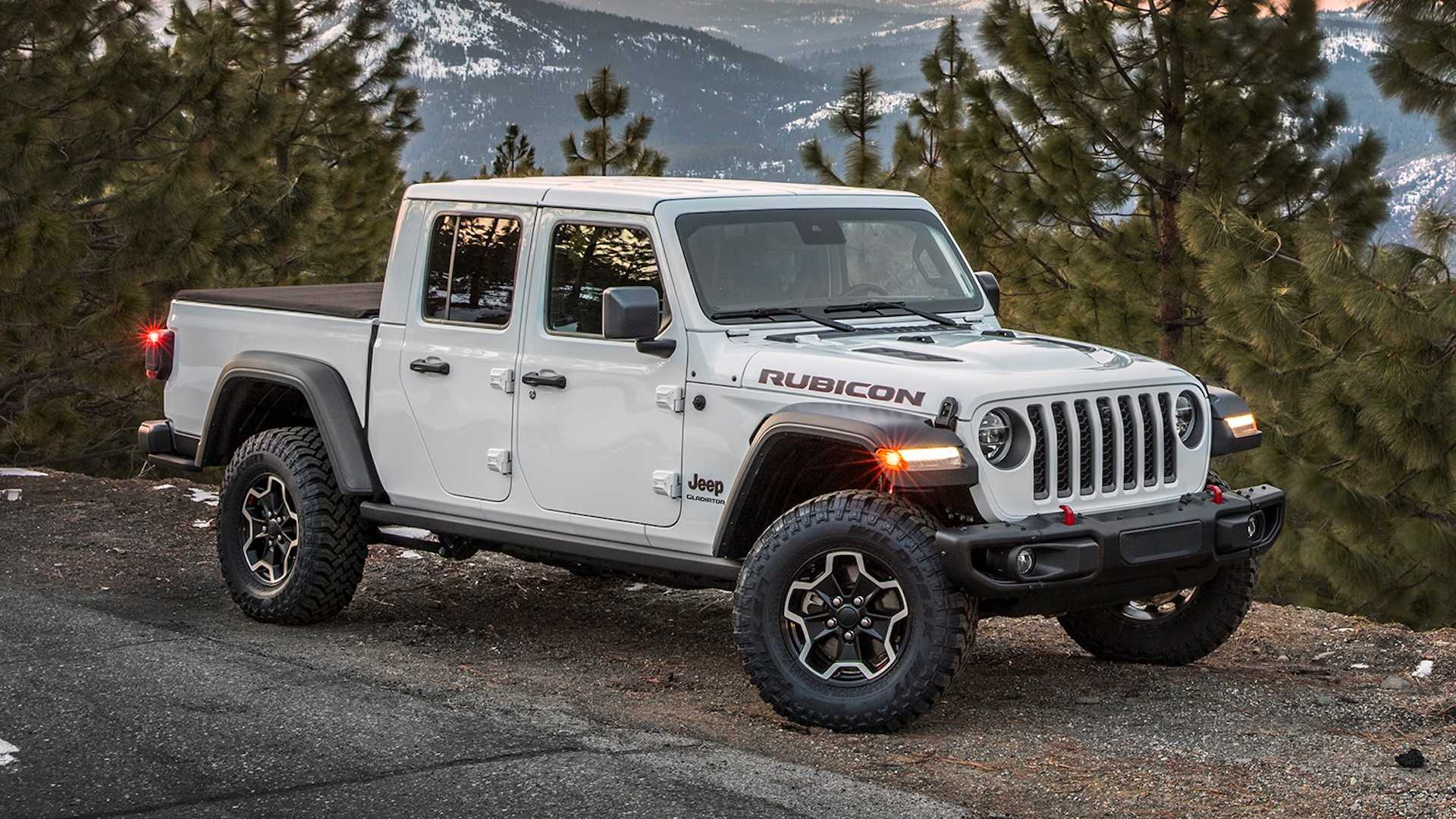 86 All New 2020 Jeep Gladiator Msrp Speed Test