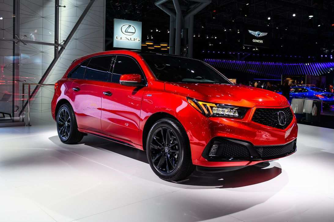86 All New Acura Mdx 2020 Release New Model And Performance