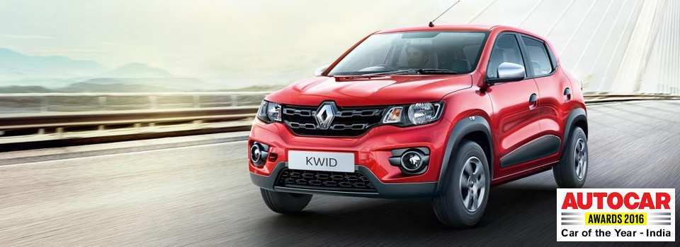 86 All New Dacia Kwid 2019 First Drive