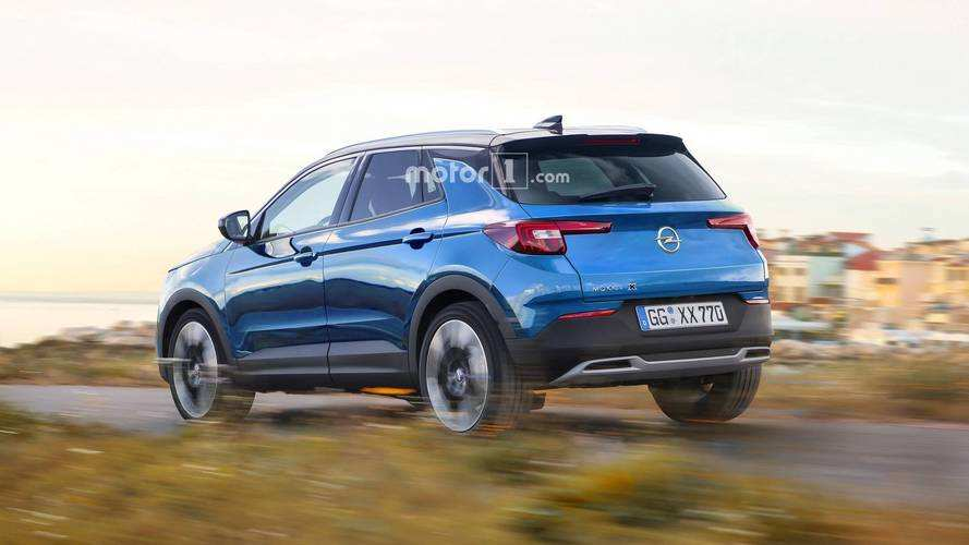 86 All New Der Neue Opel Mokka X 2020 Redesign