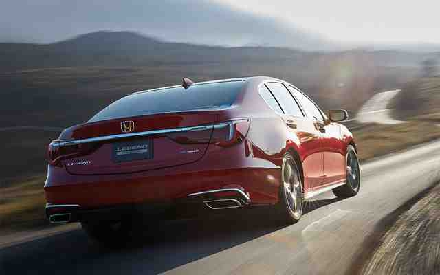 86 All New Honda Legend 2020 Overview