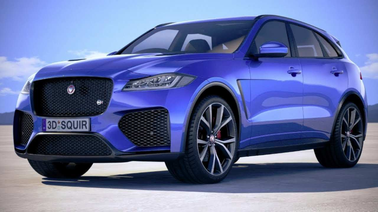 86 Best 2020 Jaguar F Pace Changes Engine