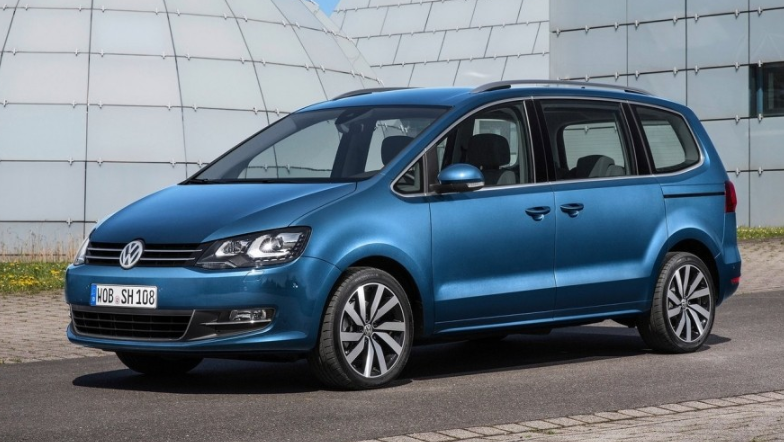 86 Best Volkswagen Sharan 2020 Wallpaper
