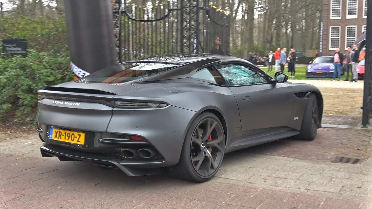 86 New 2019 Aston Dbs Review