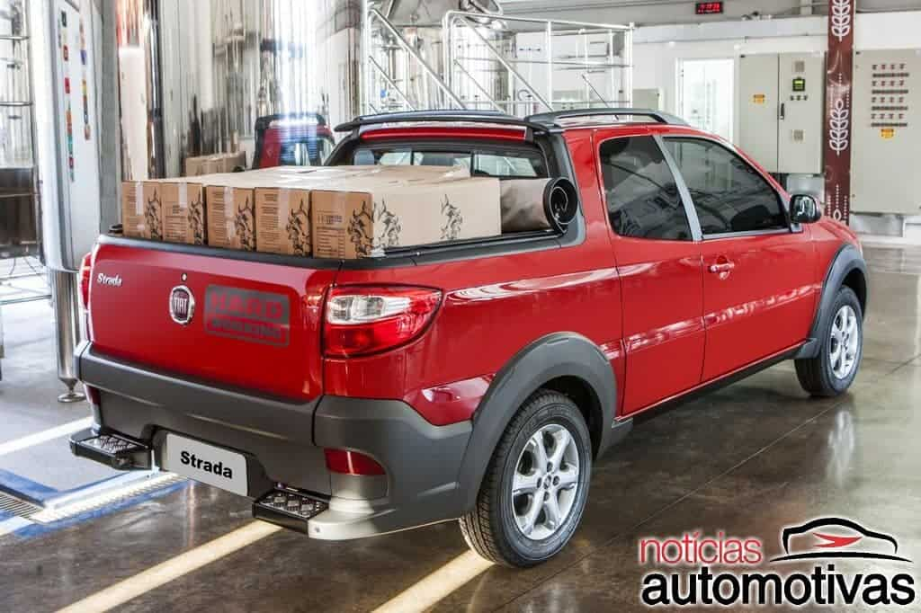 86 New Fiat Strada 2019 2 Review