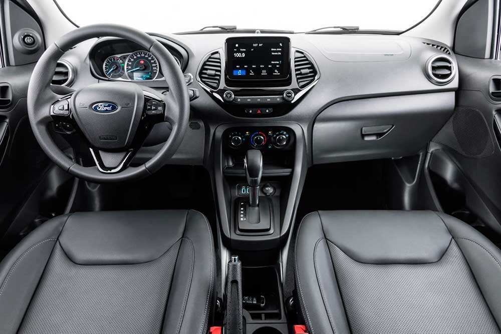 86 New Ford Ka 2019 Facelift New Review