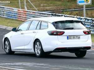 86 New Opel Astra Kombi 2020 Performance And New Engine