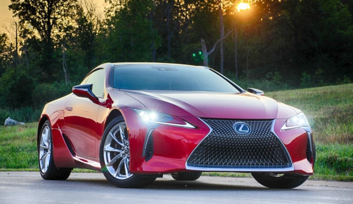 86 The 2020 Lexus Lf Lc 2 New Review
