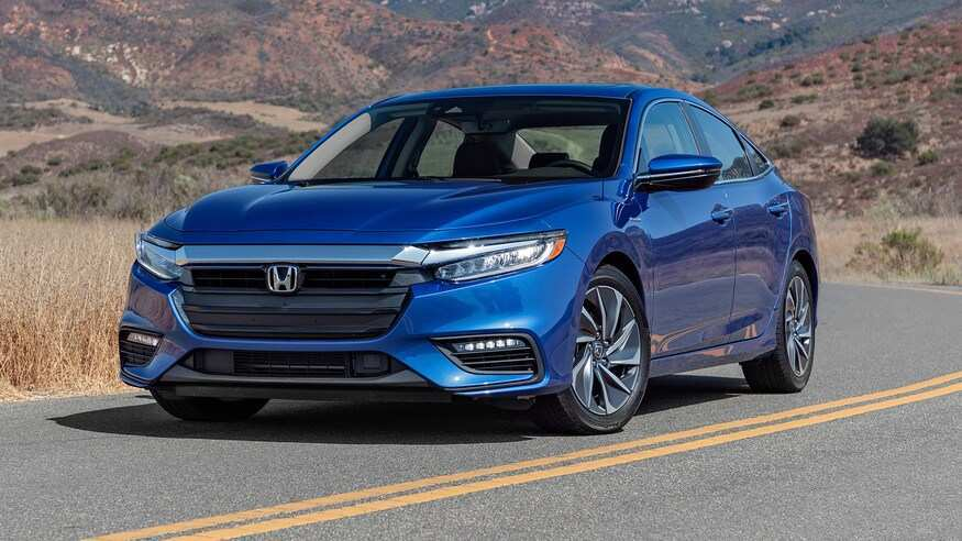 86 The Best 2019 Honda Insight Review Overview