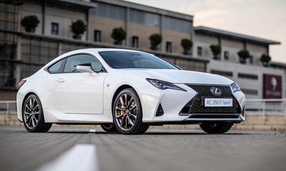 86 The Best 2019 Lexus Rc Spesification