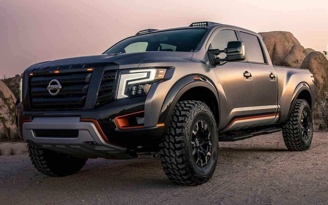 86 The Best 2019 Nissan Titan Nismo First Drive