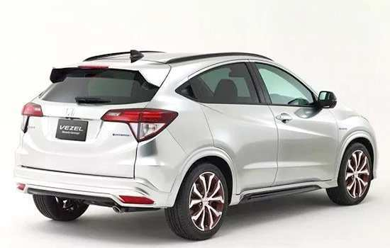 86 The Best Honda Vezel Hybrid 2020 Interior