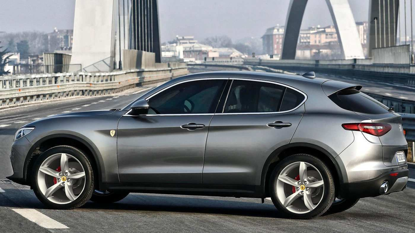 86 The Ferrari 2020 Suv Redesign And Review