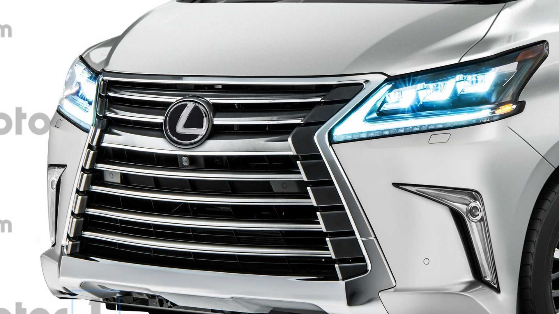 86 The Lexus Mpv 2020 Wallpaper