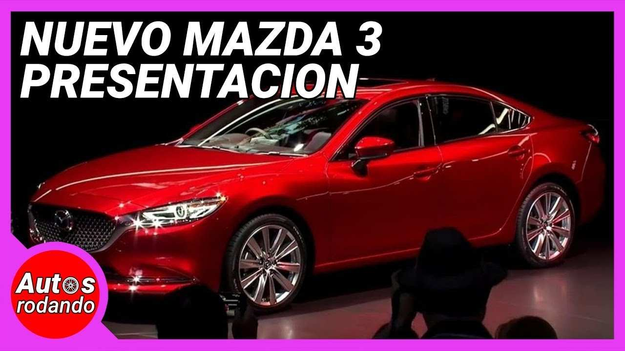 86 The Mazda 3 2020 Cuando Llega A Colombia New Review