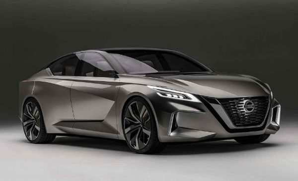 86 The Nissan Maxima 2020 Spy Shoot
