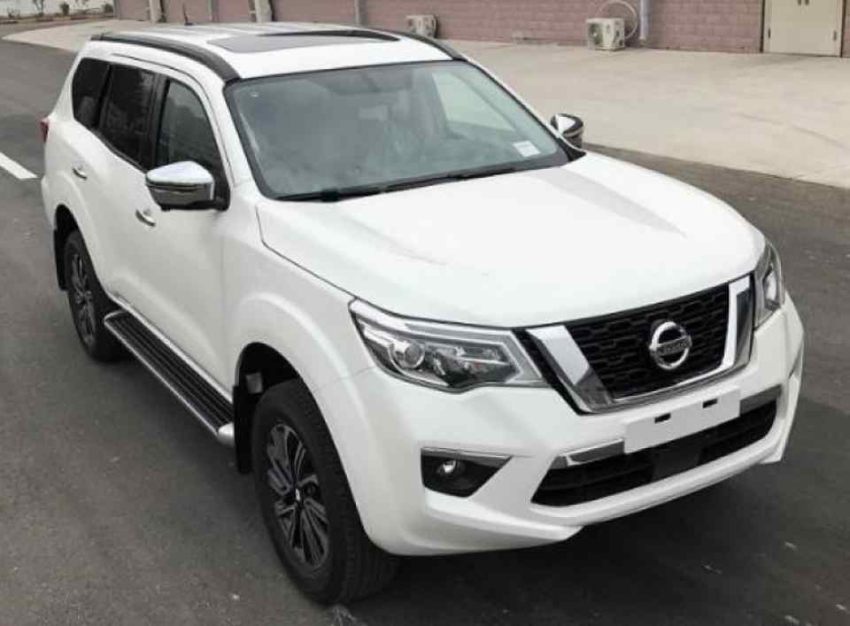 86 The Nissan Terra 2020 Philippines Research New