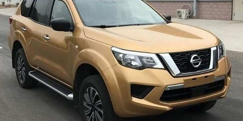 86 The Nissan Xterra 2020 Price Design And Review